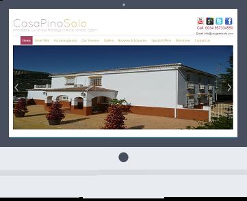Casapino Solo Spanish Villa