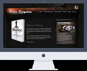 John Gwynn Author Malice