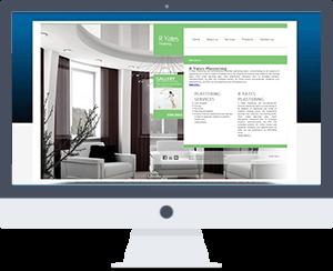 Plasterers website