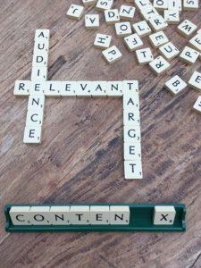 Content Optimisation target audience