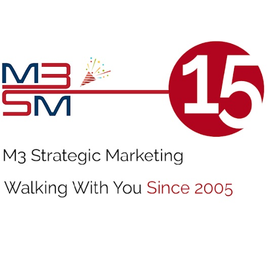 15 years in business - M3SM